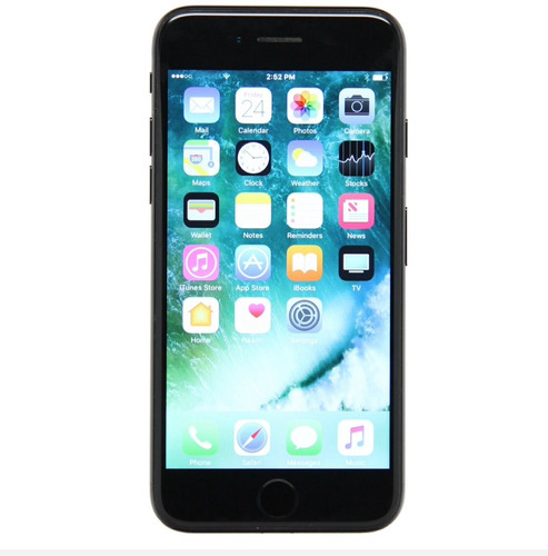 apple iphone 7 - 32gb - jet black (unlocked) a1660