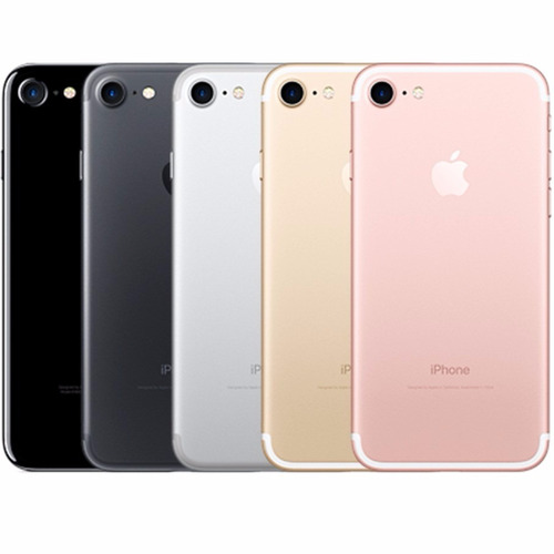 apple iphone 7 32gb nuevos carcasa + vidrio digital planet