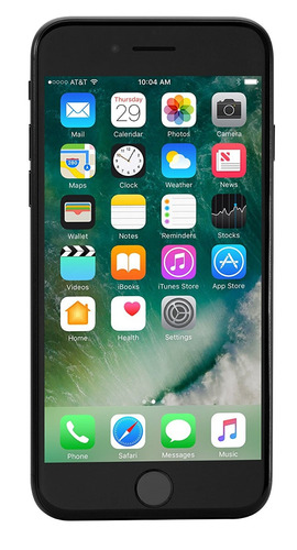 apple iphone 7 32gb retina, 4.7'', 4k, sumergible, nuevos!
