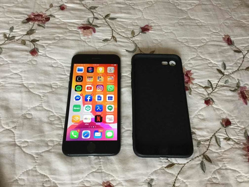 apple iphone 7 negro 256 gb memoria liberado excelente