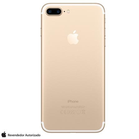 apple iphone 7 plus 128 gb 4k original - pronta entrega