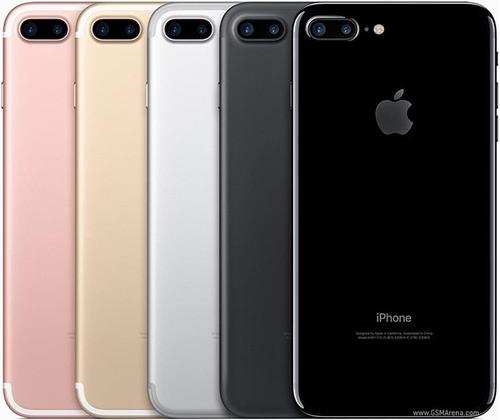 apple iphone 7 plus 128 gb a10 4k retina 12mp libres stock y