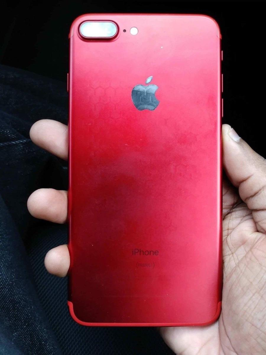 5d9d9b07642 Apple iPhone 7 Plus - 128 Gb Rojo - S/ 1.500,00 en Mercado Libre