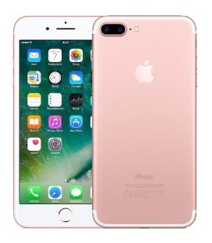 apple iphone 7 plus 128gb 12mp 100% nuevo y original!