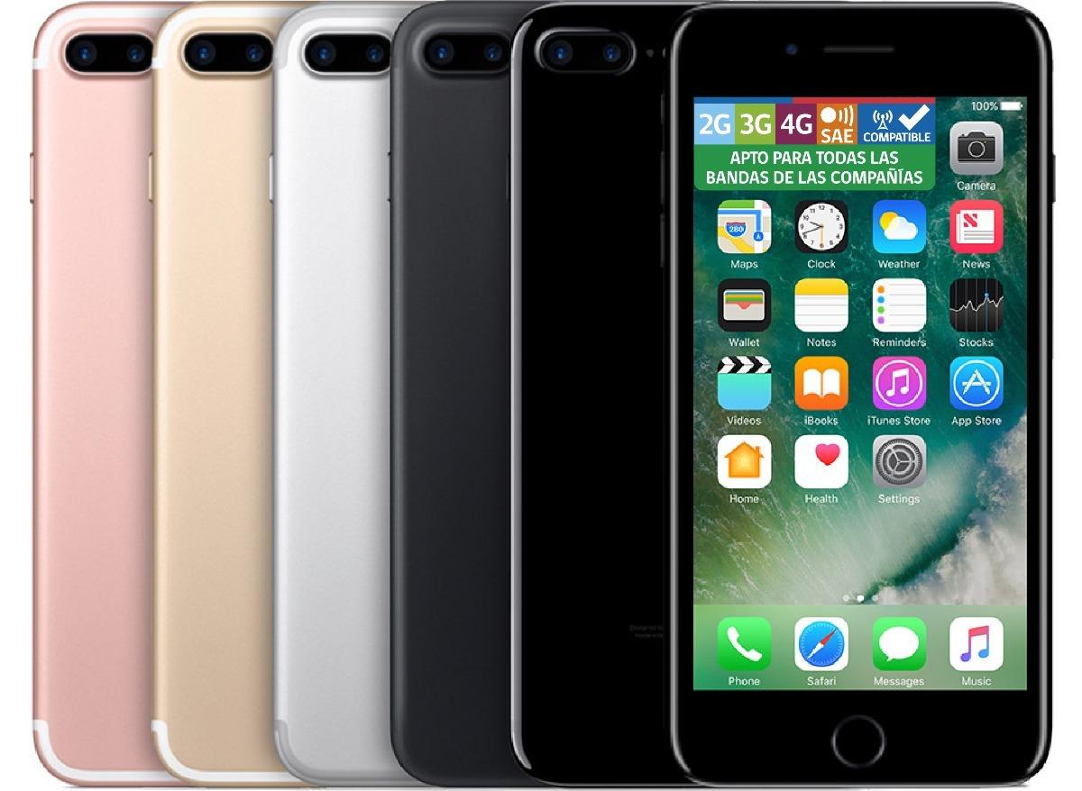 476f8306f9d apple iphone 7 plus 128gb nuevo sellado y liberado 12 cuotas. Cargando zoom.