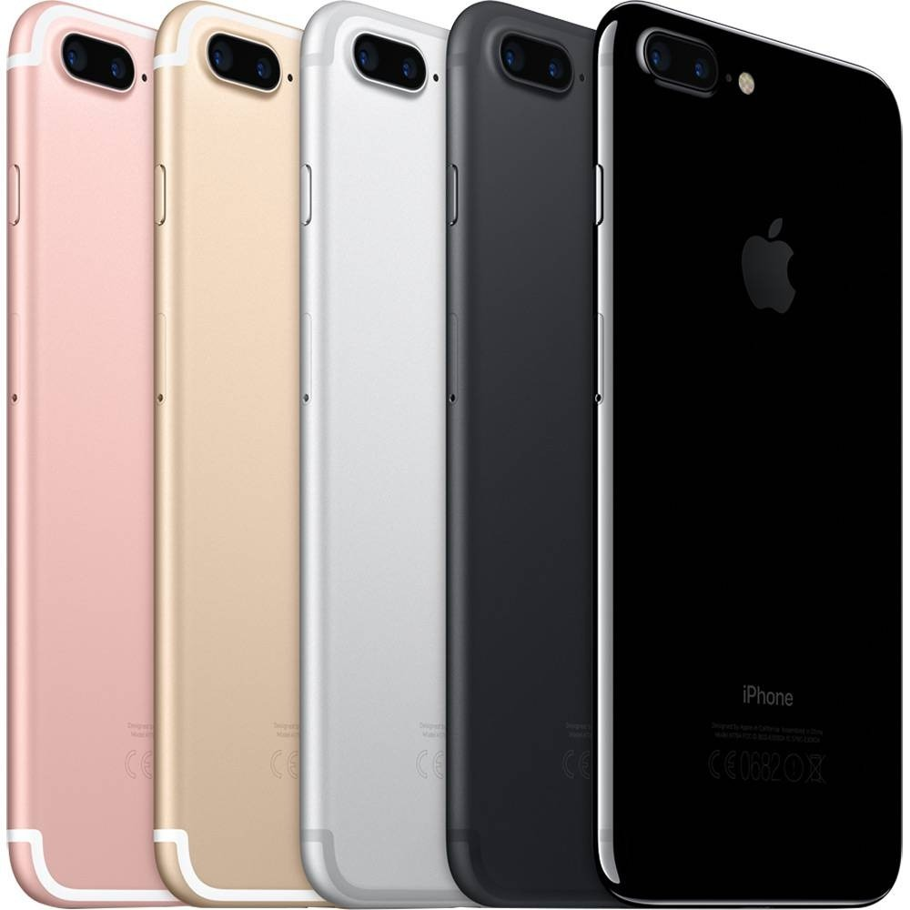 199d5eb40 Apple Iphone 7 Plus 128gb Vitrine - Leia Anuncio + 2 Brindes - R ...