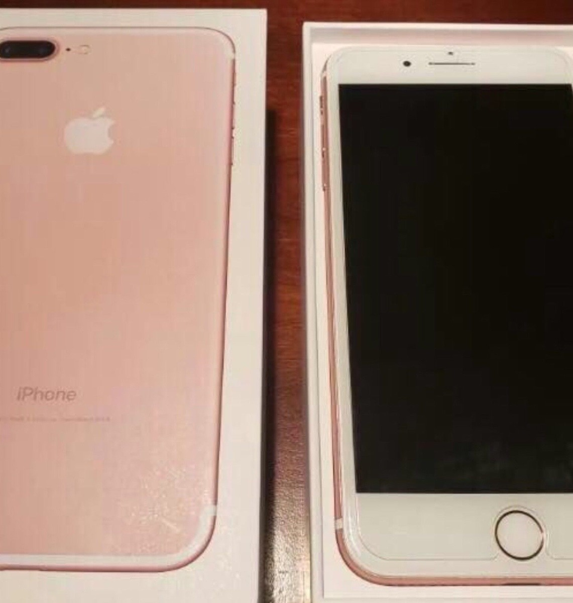d7f13e7f76b apple iphone 7 plus - 256gb - oro rosa (desbloqueado) a1661. Cargando zoom.