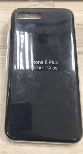 apple iphone 7 plus negro 256gb en caja completo + case