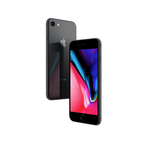 apple iphone 8 64gb com nota fiscal +capa +película de vidro