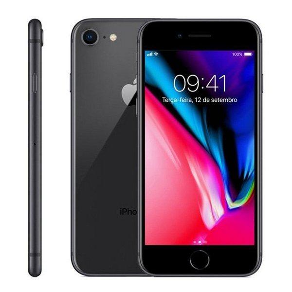 c6cffe369 Apple iPhone 8 64gb Leia O Anuncio Com Nota Fiscal - R$ 2.899,00 em Mercado  Livre