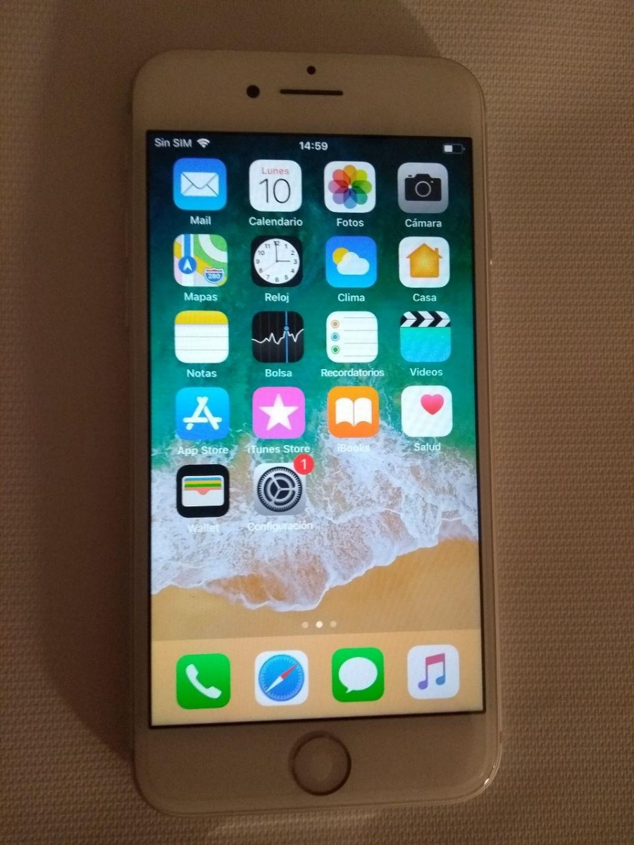 2f217c082b2 apple iphone 8 64gb liberado nuevo en caja - silver (a1905). Cargando zoom.