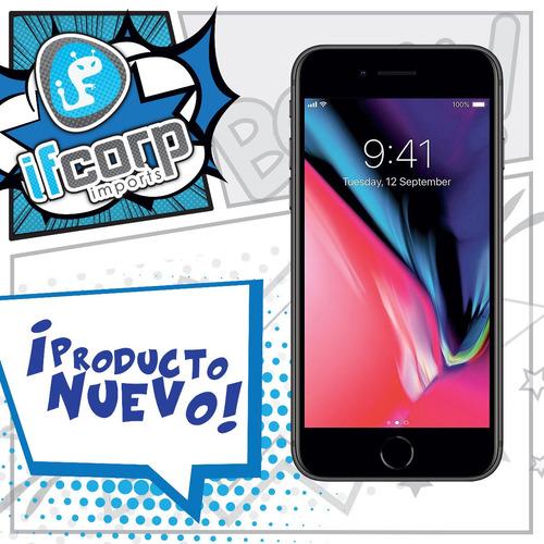 apple iphone 8 64gb negro desbloqueado para cualquier compañ