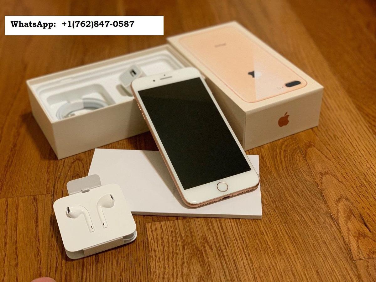Apple Iphone 8 Plus 256gb Gold Unlocked