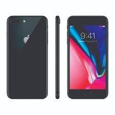 apple iphone 8 plus 64gb + carcasa / 12 cuotas - phone store