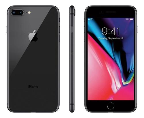 apple iphone 8 plus, 64gb desbloqueado
