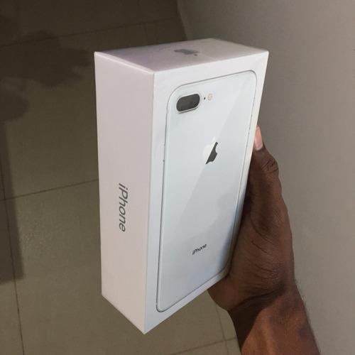 apple iphone 8 plus 64gb novo lacrado garantia 1 ano brasil