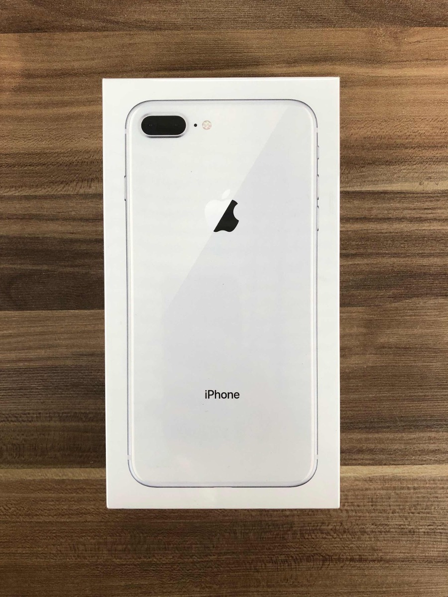 5a1f59f98 apple iphone 8 plus 64gb prateado anatel lacrado garantia. Carregando zoom.