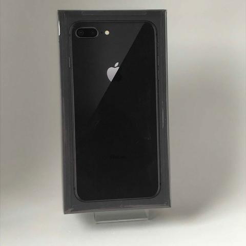 e74fb9d93 Apple Iphone 8 Plus Black 64gb Lacrado Nota Fiscal Garantia - R  3.759