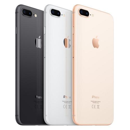apple iphone 8 plus libre envío + garantía! en stock!