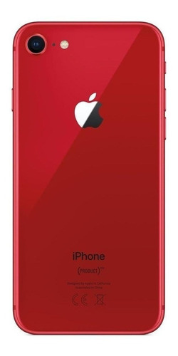 apple iphone 8 - product(red) - 256 gb - 2 gb