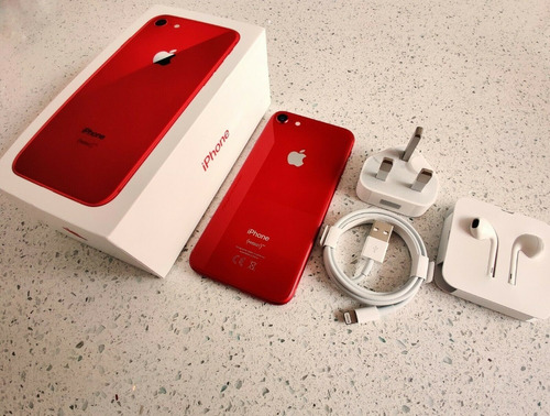 apple iphone 8 red 64gb unlocked