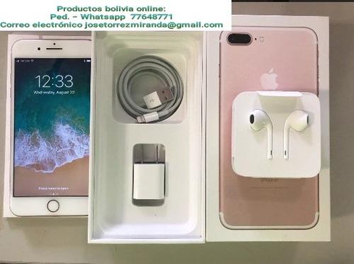 apple iphone plus 7 128 gb.