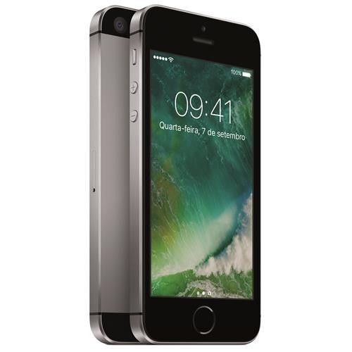 apple iphone se 16gb novo embalado lacrado 1 ano de garantia