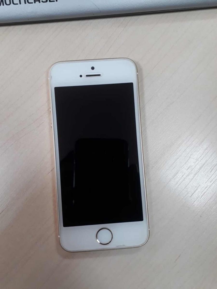 5a82f4232 Apple iPhone Se 32gb Dourado - R$ 1.000,00 em Mercado Livre