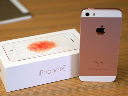 apple iphone se 64gb nuevo en caja sellada