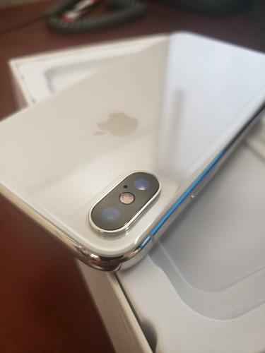 apple iphone x 256 gigas condicion 10/10  usado