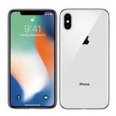 apple iphone x 256gb lacrado nf um ano garantia + 2 brindes