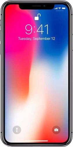 apple iphone x 256gb nuevo  + lamina y funda - phone store