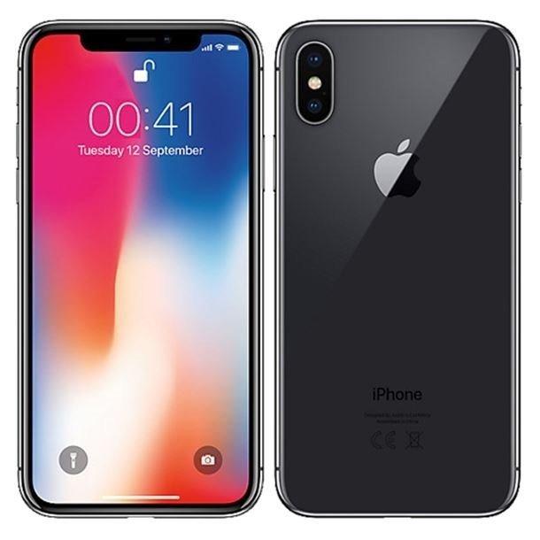 9d045c27c12 Apple iPhone X 64gb 5.8' Space Gray Liberado Nuevo En Caja ...