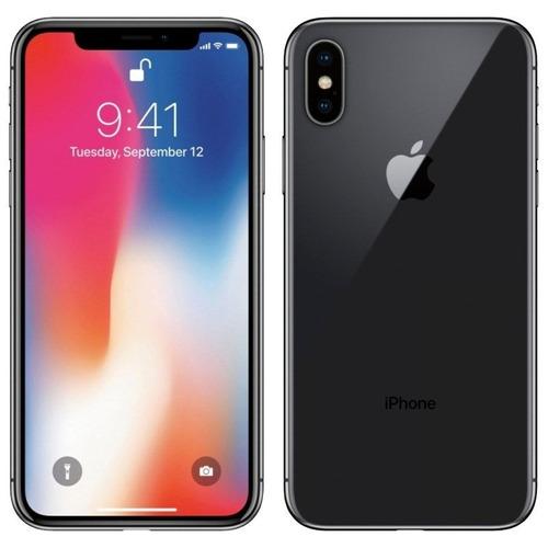 apple iphone x 64gb - lacrado garantia 1 ano
