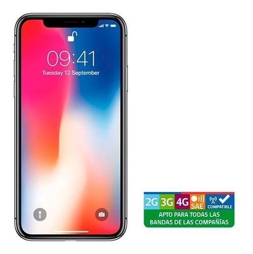 apple iphone x 64gb sin caja nuevo liberado - phone store