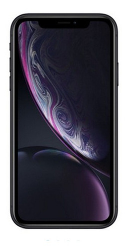 apple - iphone xr 128 gb - negro (at&t) nuevo - sellado