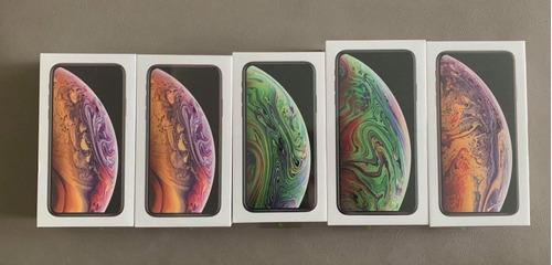 apple iphone xs gold 64gb a12 bionic nuevo