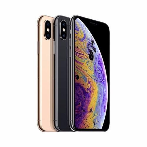 apple iphone xs max 256gb - lacrado, garantia e nf   + cores