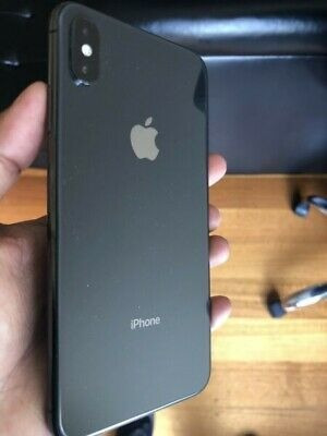 apple iphone xs max - 512 gb - space grey (unlocked) a2101