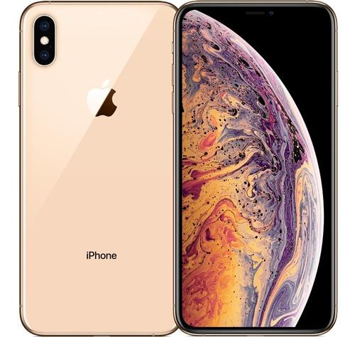 apple iphone xs max 64gb gold nuevo sellado tiendas