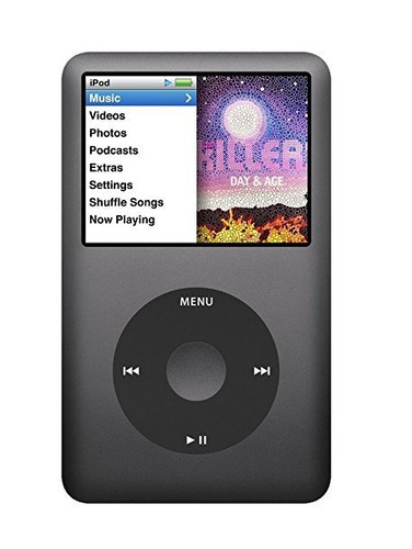 apple ipod classic 160 gb (7ª generación)