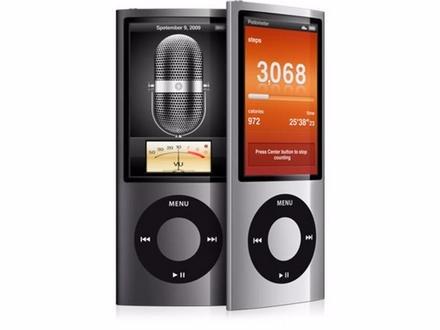 apple ipod nano 8gb 5ta generacion con camara nuevo!