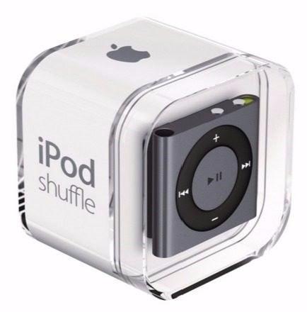 apple ipod shuffle 2gb - envío sin cargo! 5ta generacion