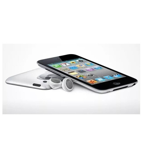 apple ipod touch 16gb 4° geração black me178e/a