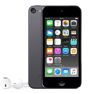 apple - ipod touch 6ta generación 16gb - gris sin accesorios