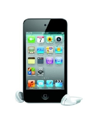 apple ipod touch 8 gb negro (4ª generación) (fuera de servi
