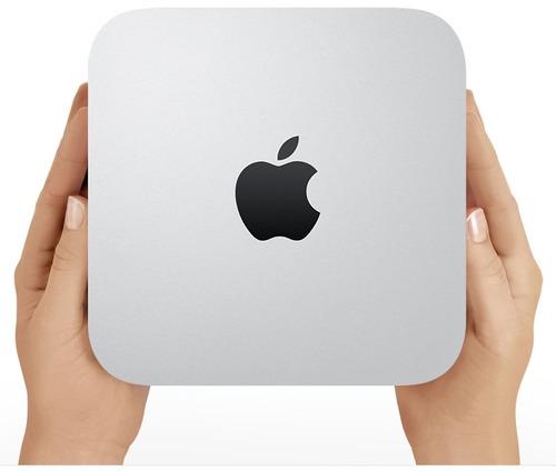 apple mac mini core i5 1.4ghz 500gb hd 4gb - lacrado