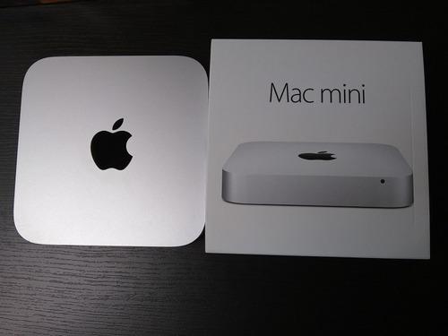 apple mac mini core i5 2.6ghz 16gb 256 flash