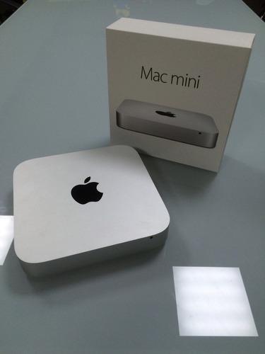 apple mac mini i5 1,4ghz 4gb (abaixei o preço pra vender)