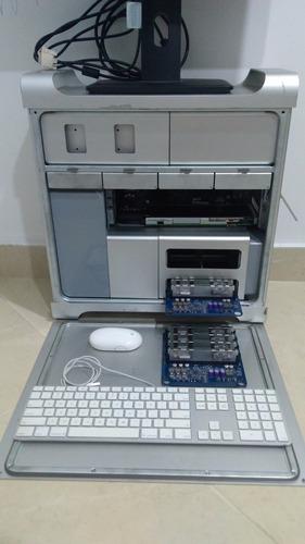 apple mac pro 3.1 2008 64gb ram 256 ssd, 2tb monitor dell 22